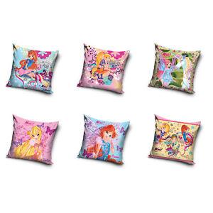 Winx-Club-Kissenbezug-Kissenhuelle-Pillowcase-40-x-40-cm