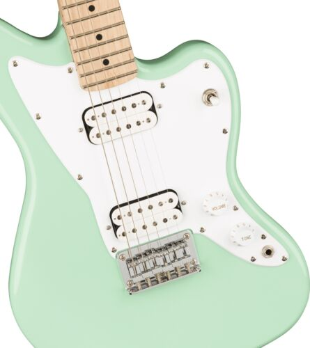 Squier Mini Jazzmaster HH Surf Green