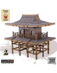 Plast-Craft-Games-Fukei-Colored-Sanmon-Gate-Kensei-box-new