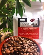 Organic Direct Trade Nicaragua Roasted Coffee Beans, Single Origin Micro-lot
