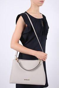 3ebde5d64e4b Image is loading GENUINE-MICHAEL-KORS-Portia-large-leather-shoulder-bag-