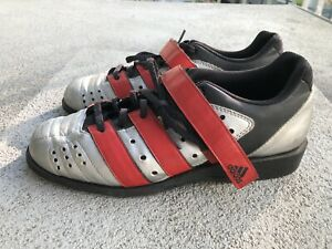 UNIQUE ADIDAS IRONWORK III Olympic weightlifting shoes (read