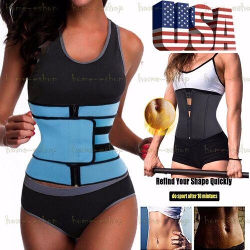 Waist Trainer Body Shaper Tummy Trimmer Trainers Belt Shaperwear Fintess Workout