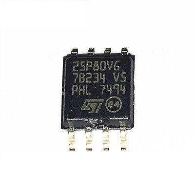 6PCS M25P16-VMW6TG 25P16VG SOP8 5.2MM ST