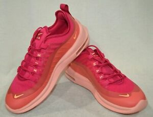 Details about Nike Women's Air Max Axis Rush PinkMelon Tint Sneakers Asst Size NWB AA2168 601