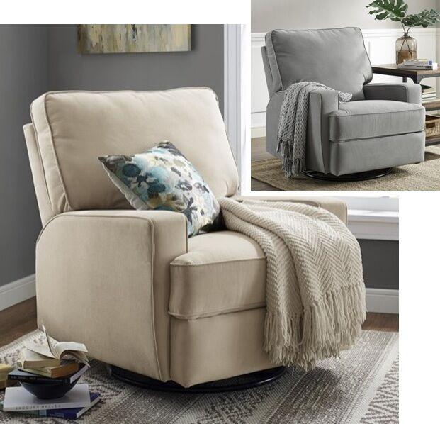 Chairs Dakota Swivel Glider Recliner