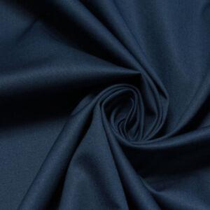 Das Bild wird geladen Stoff -Baumwolle-Polyester-EOL-Koeper-marine-Lycra-Mischgewebe- 1bea92117a