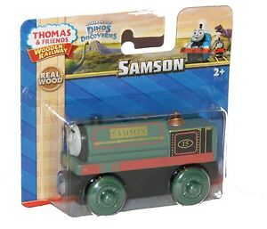 Details About Samson Thomas Tank Engine Wooden Railway New In Box