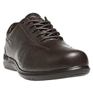Aravon Farren WEF07RB Brown Laced Shoes