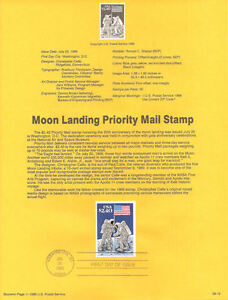 1989-USPS-Stamp-Souvenir-Pages-33-Year-Set-Complete