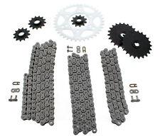 520 O-Ring Chains kit 84 70 64 Links Polaris 400 Xplorer 300 Xplorer 1996-1999