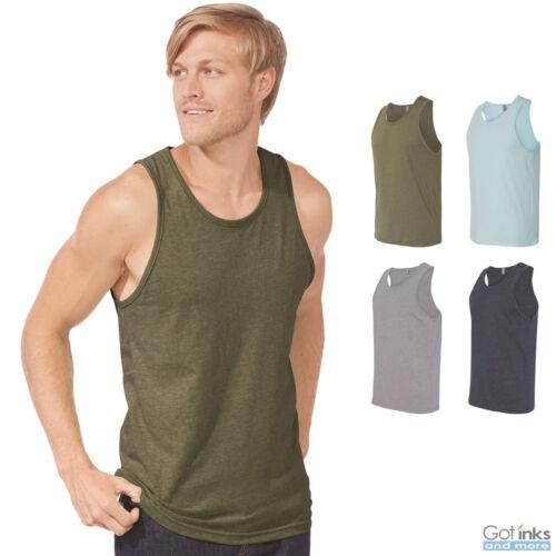Next Level CVC Men/'s Tank Top Muscle Gym Sleeveless Soft Tee A-Shirt S-2XL 6233