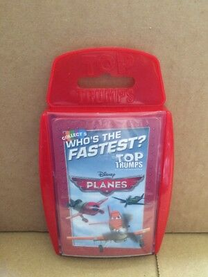 Combined Postage DISNEY PLANES Top Trumps Card Game New /& Sealed