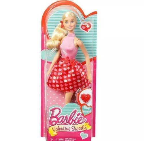 *BRAND NEW* DJN68 Barbie Valentine Sweetie Doll