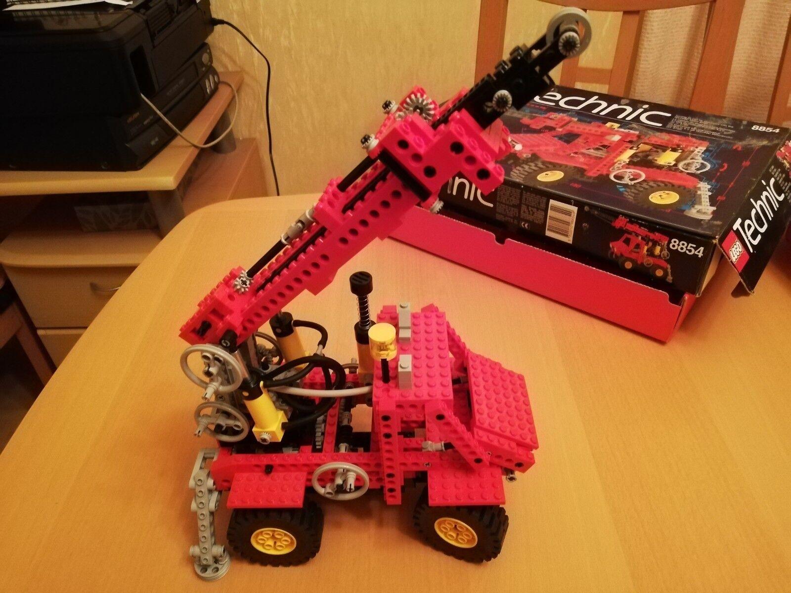 Te  er un voeu voeu voeu Vintage Lego Technic 8854 69a061