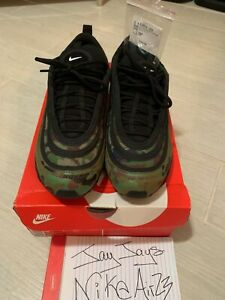 new concept 70d75 268dd Details about Nike Air Max 97 Country Camo Japan Size 8