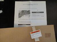Kawasaki Label Set Motorcycle / Atv 56070-5001