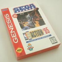 Sega Genesis - Nba Action 95 - Brand Factory Sealed