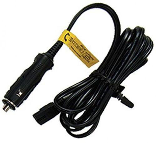 12-Volt DC Power 8-Foot Cord Black Fits Igloo Cool Chill Koolmate Iceless TE/'s