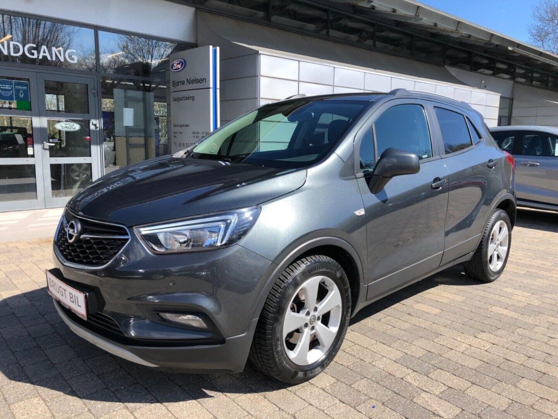 Opel Mokka X Billede 4