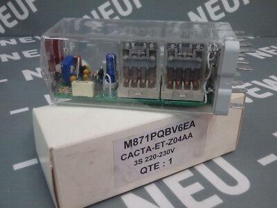10 jours AC//DC 12V ~ 240V GRT8-A1 Mini relais de temporisation de mise sous tension Relais de Relais temporis/é de mise sous tension Relais de temporisation sur rail DIN 0,1 s