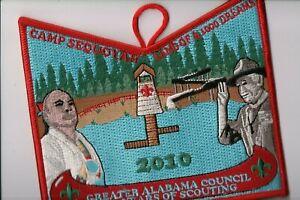Greater Alabama Council AL Camp Sequoyah 2003 AJ BSA Patch