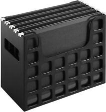 Pendaflex Portable Desktop Hanging File Folders Side Handlestabs Amp Inserts Le