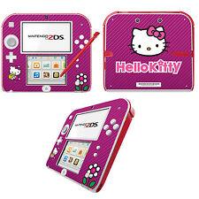 HELLO KITTY Vinile Autoadesivo per Nintendo 2DS