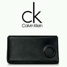CALVIN KLEIN DEEP EUPHORIA BLACK EVENING CLUTCH BAG NEW WITH TAGS