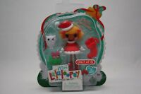 Lalaloopsy Mini 3 Doll Noelle Northpole Christmas Santa Hat Exclusive