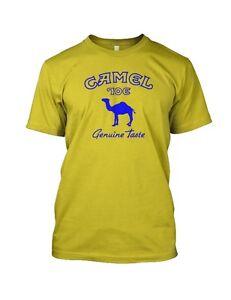 CAMEL TOE 'Genuine Taste' Funny Slogan Mens T shirt All Sizes Gift Tshirt