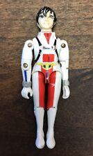 "VTG 1985 Rick Hunter Robotech Matchbox Action Figure Hgusa Tatsu 4"""
