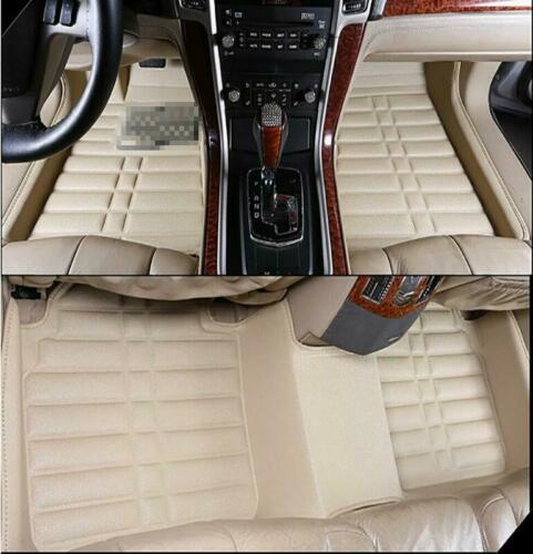 For Toyota RAV4 Car Floor Mats Waterproof Pads Auto Floor Liner Mats Car Mats