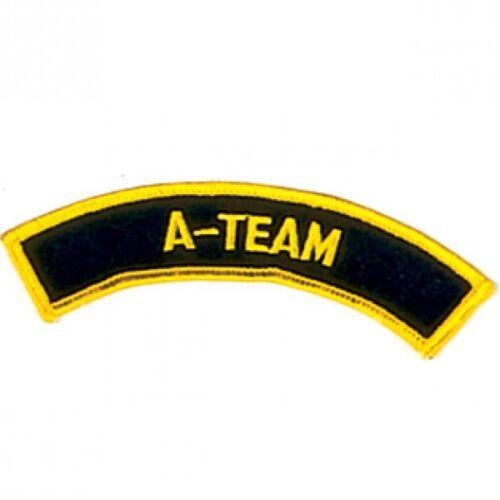 "A-Team Martial Arts Patch 5/"""