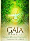 Gaia Oracle: Guidance, Affirmations, Transformation Book and Oracle Card Set by Toni Carmine Salerno (Mixed media product, 2008)
