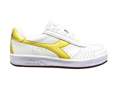 55fb354c Diadora B.Elite L Sneakers White Gold 173090-C1070 | eBay