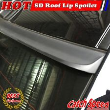 Unpainted SD Type Rear Roof Spoiler For Pontiac G5 Sedan 2007 2008 2009 2010