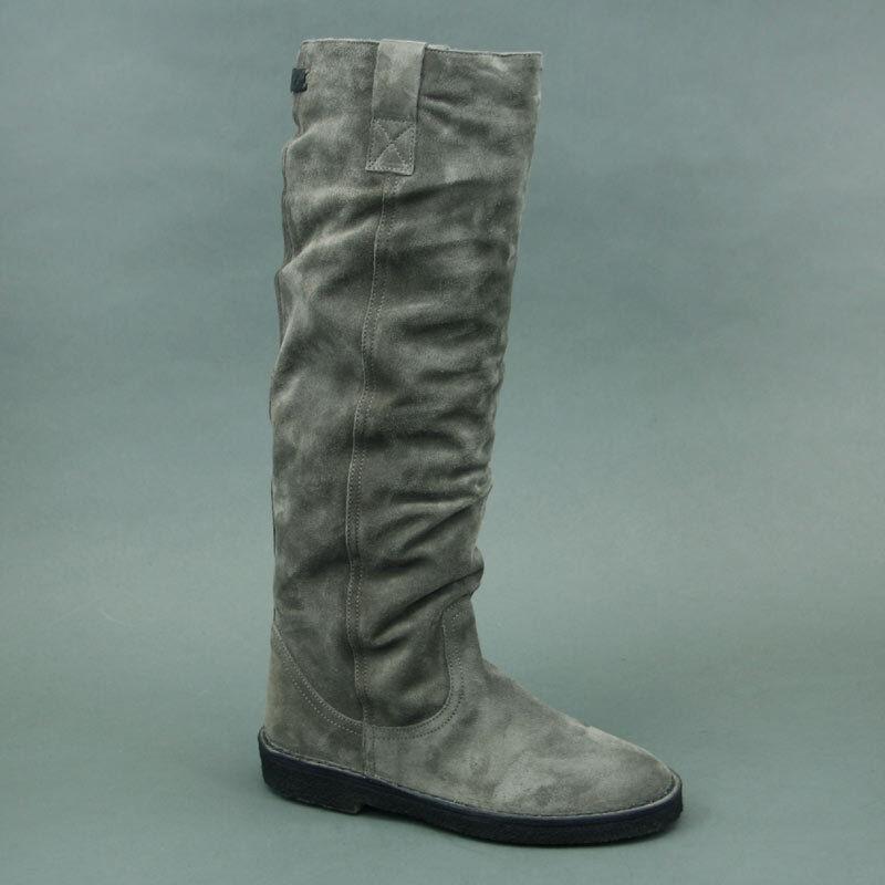Sax Stiefel Gämse Mod. 22913 grau