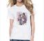 Wholesale-Fashion-Women-039-s-Casual-T-shirt-Short-Sleeve-Round-Neck-T-Shirts thumbnail 29