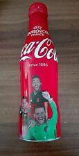 Coca Cola Aluflasche - Euro 2016 France for Belgien 2/4 - Alu Flasche Bottle