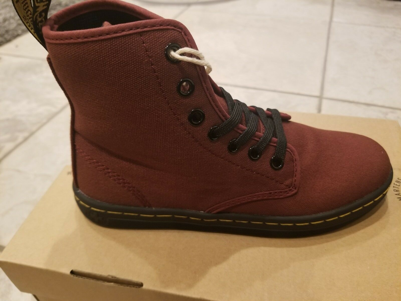 Dr. Martens size 5 women, 3 UK boots
