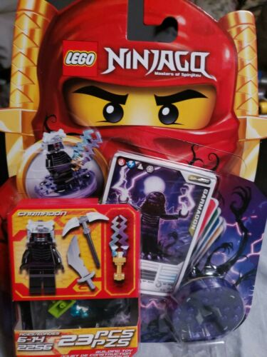 Details about  /Lego NINJAGO CARMADON Spinner set new Building Toy 23 Pieces