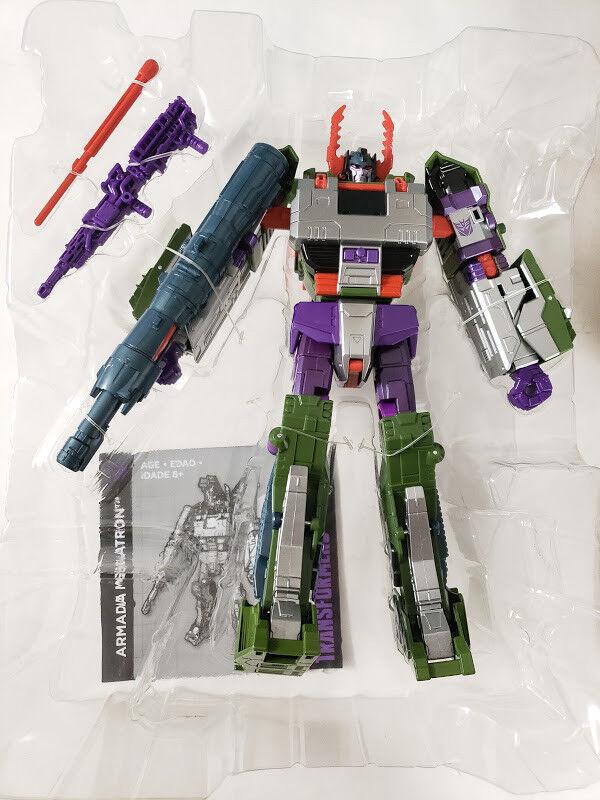 Transformers Combiner Wars ARMADA MEGATRON Leader Hasbro New Loose