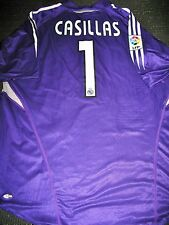 Authentic Casillas Real Madrid Jersey 2004 - 2005 Porto Spain Shirt Camiseta