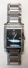 ESQ Stainless Steel Diamond Quartz Men's Wrist Watch Model E5297