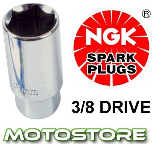 SPARK PLUG REMOVAL TOOL SOCKET FITS MOTO GUZZI STELVIO 1200 TT NTX 2009