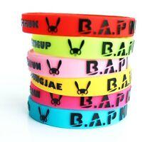 KPOP B.A.P BAP MATOKI ZELO MEMBER YONGGUK wristband BRACELET X6 NEW