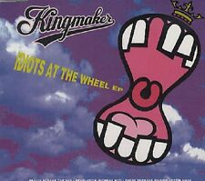 KINGMAKER Idiots at the Wheel UNRELEASE & MIX CD Single