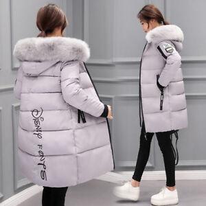 damen daunenmantel wintermantel steppmantel lang mantel. Black Bedroom Furniture Sets. Home Design Ideas
