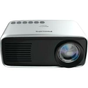 Philips-Mini-LED-Beamer-Heimkino-1080p-Projektor-HD-HDMI-USB-Multimedia-TV-Video